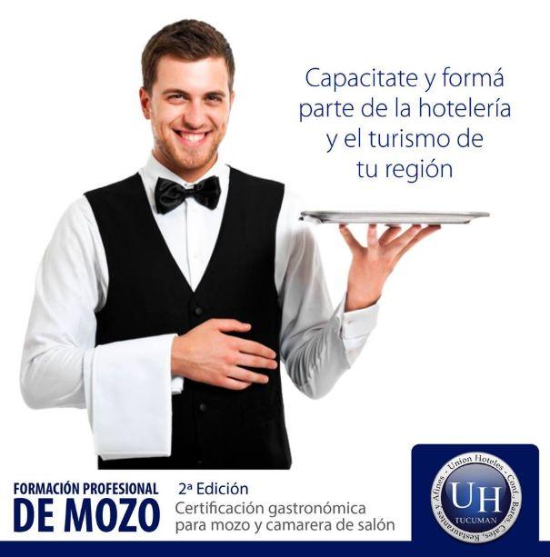 Una Nueva Capacitacion Busca Formar Mozos Y Camareras En Tucuman Ente Autarquico Tucuman Turismo